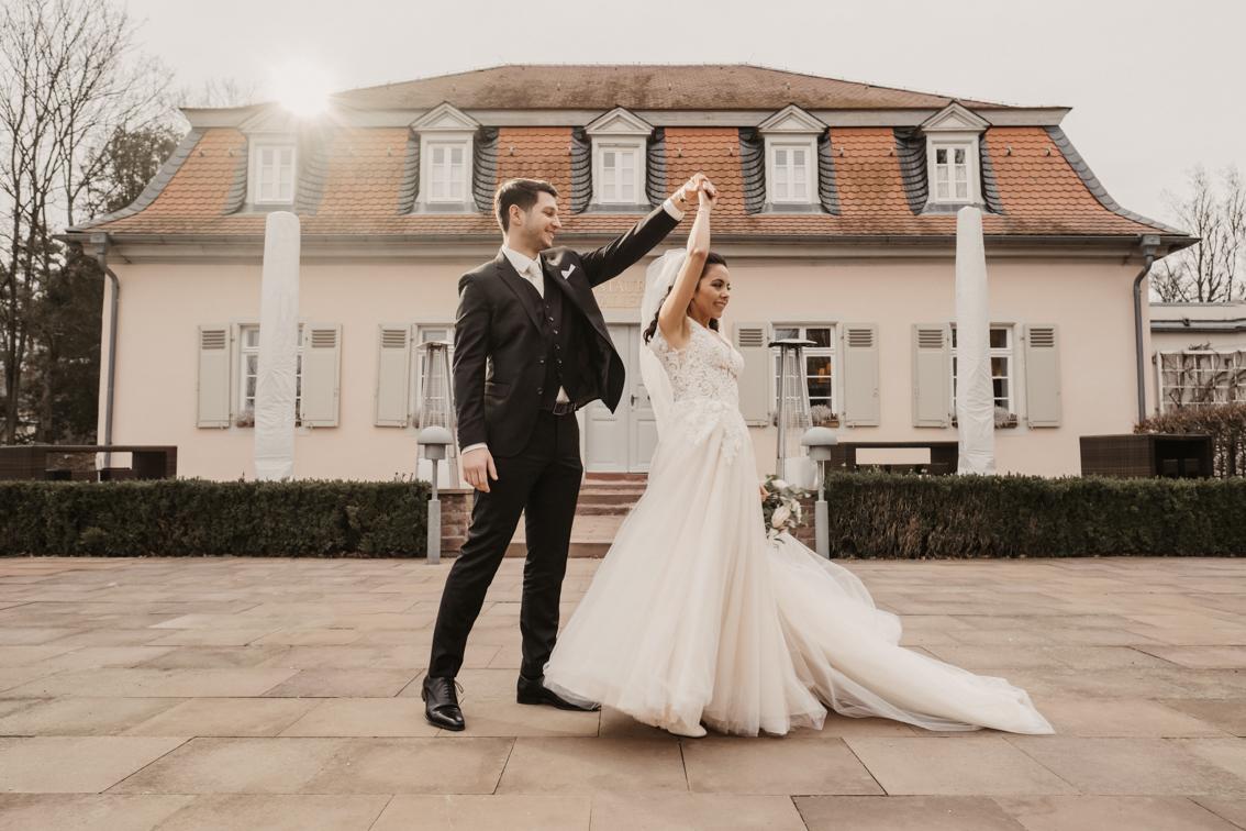 Hochzeitsfotograf Darmstadt Hotel Jagdschloss Kranichstein