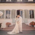 Hochzeit im Schloss Braunshardt in Weiterstadt