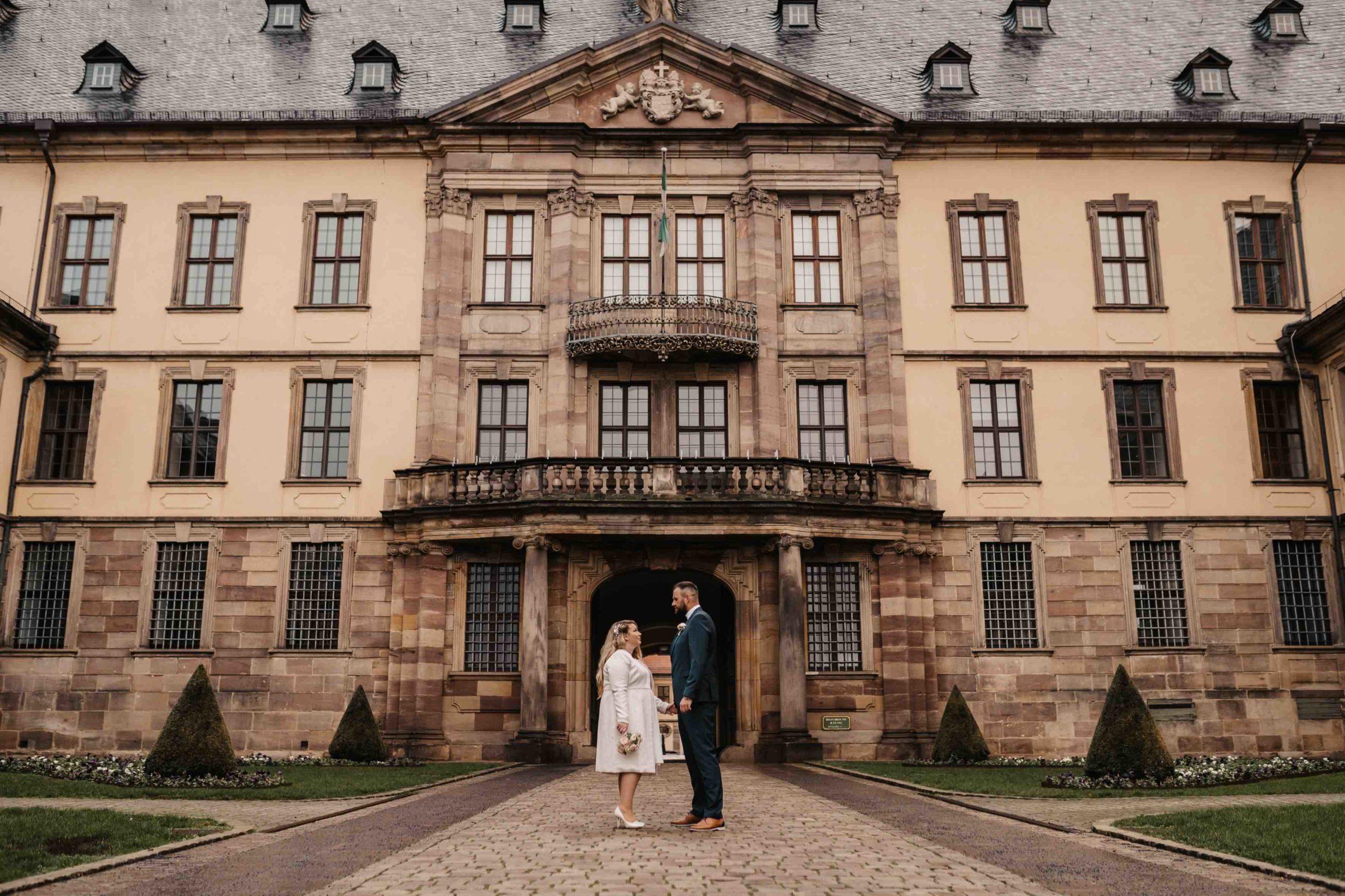 Heiraten im barocken Schloss in Fulda