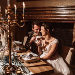 Luxury Industrial Wedding im Morrhof in der Pfalz